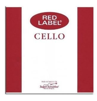 Red Label Cello G String
