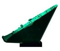 3D LED Instrument Lamp