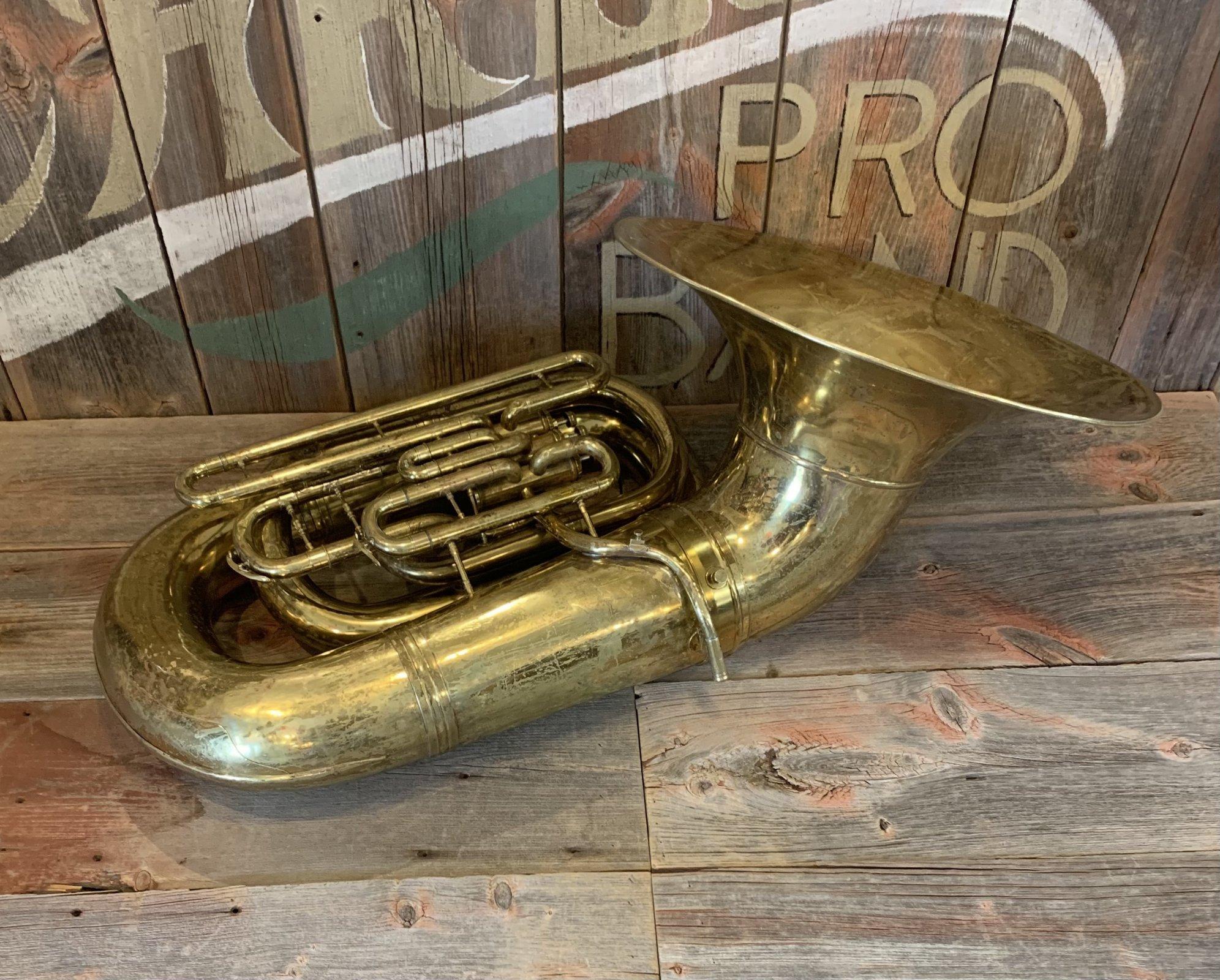 Conn 20J Tuba - Used