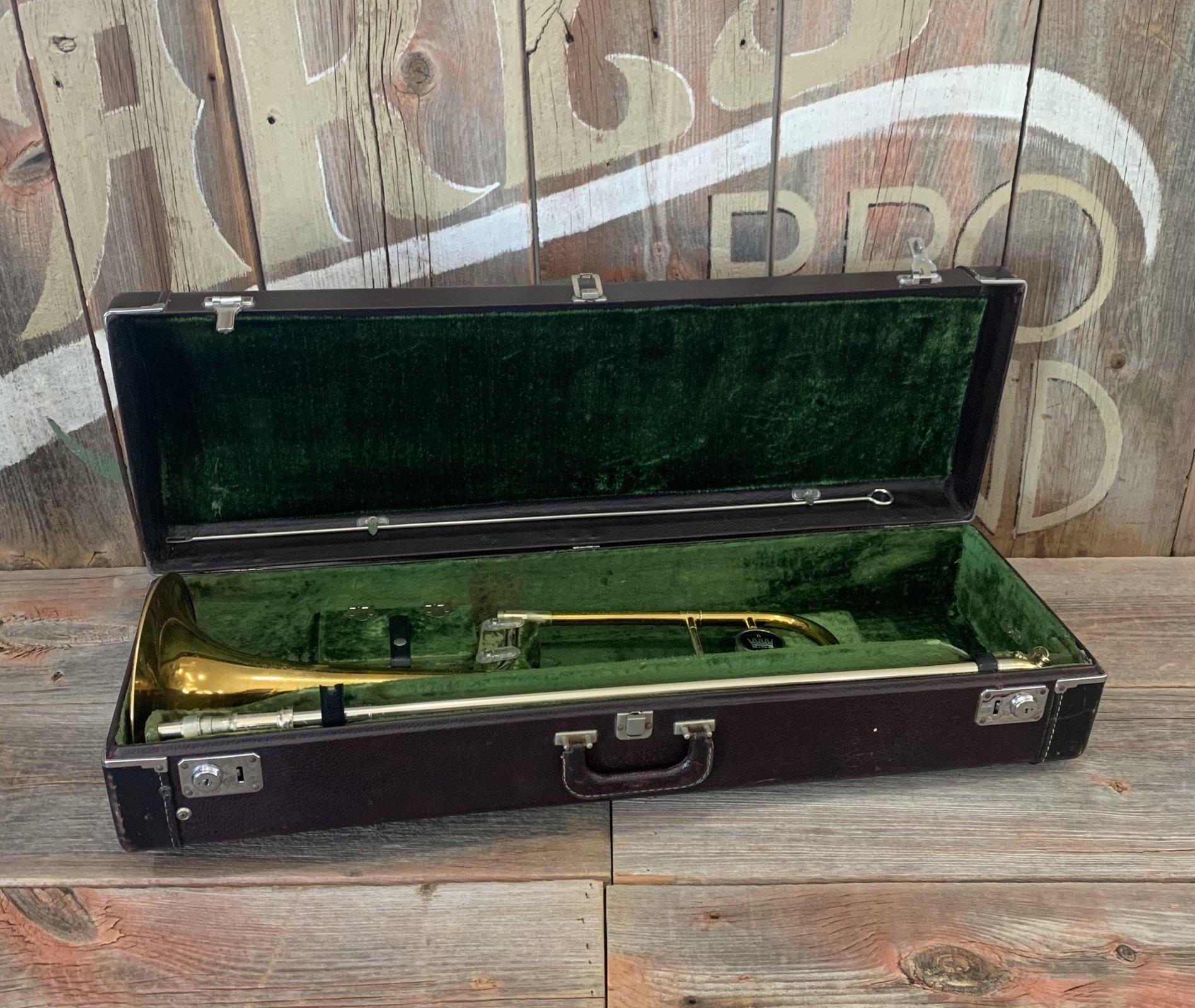 King 4B Sonorous Trombone Vintage 1974 - Used