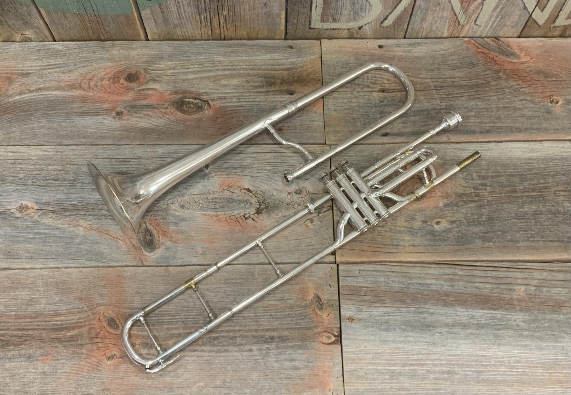 C.G. Conn 4G Valve Trombone 1914 - Consignment