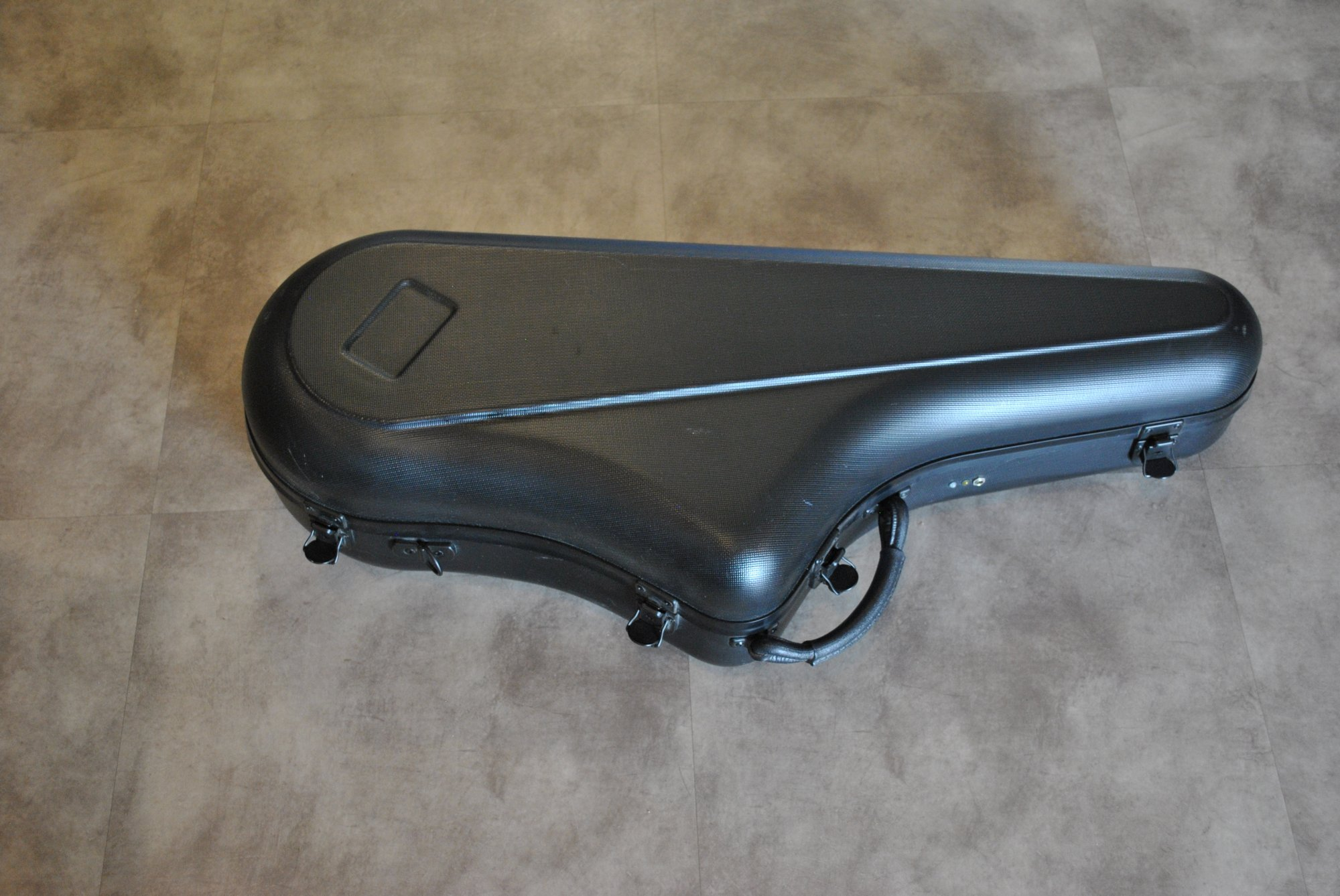 Hollywood Winds Tenor Sax Case w/ Blower