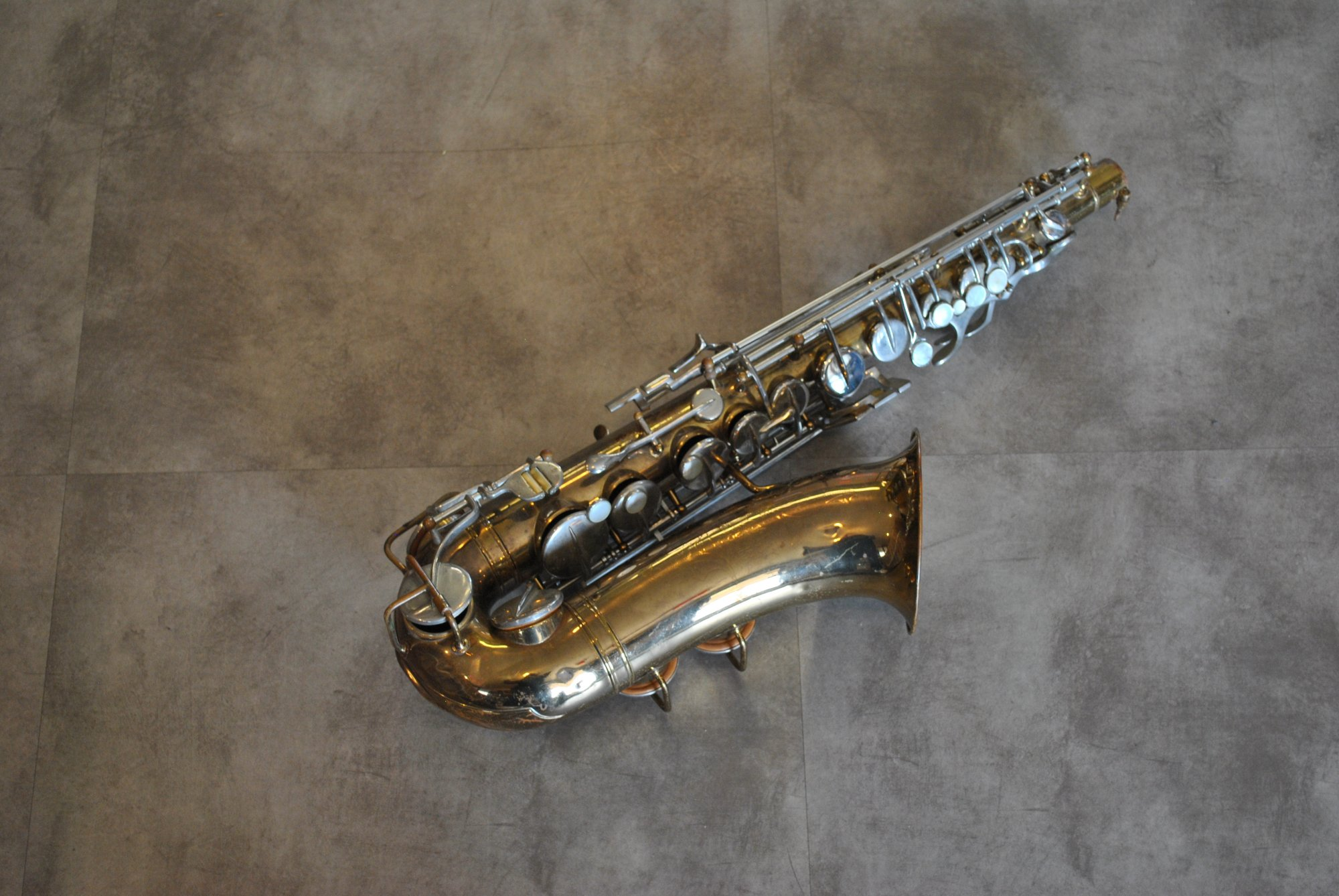 Martin Imperial Alto Saxophone - FOR PARTS OR REPAIR