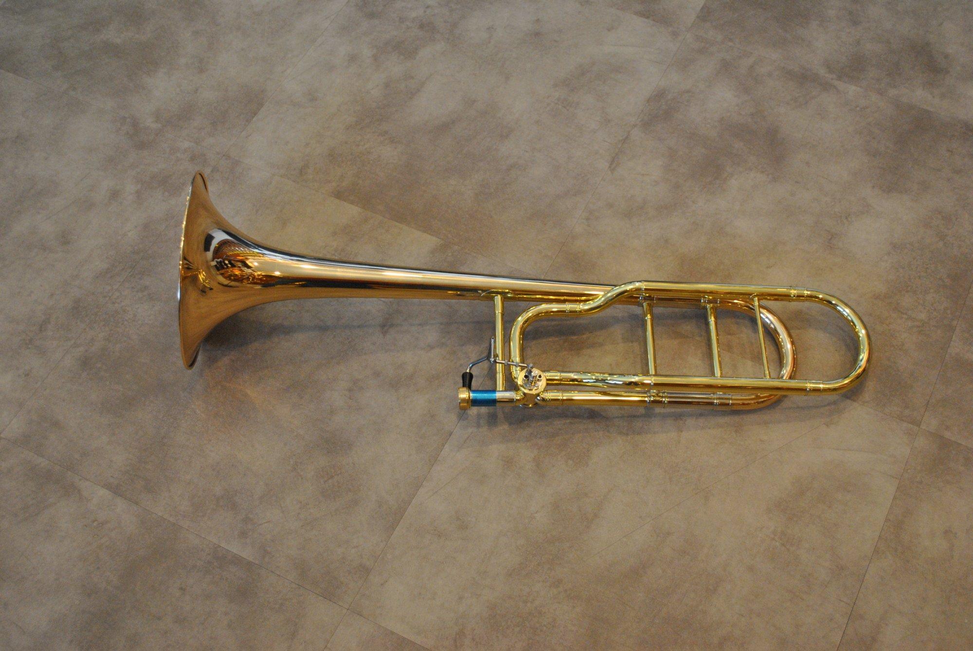 Getzen 725 Eterna II Trombone - NEW