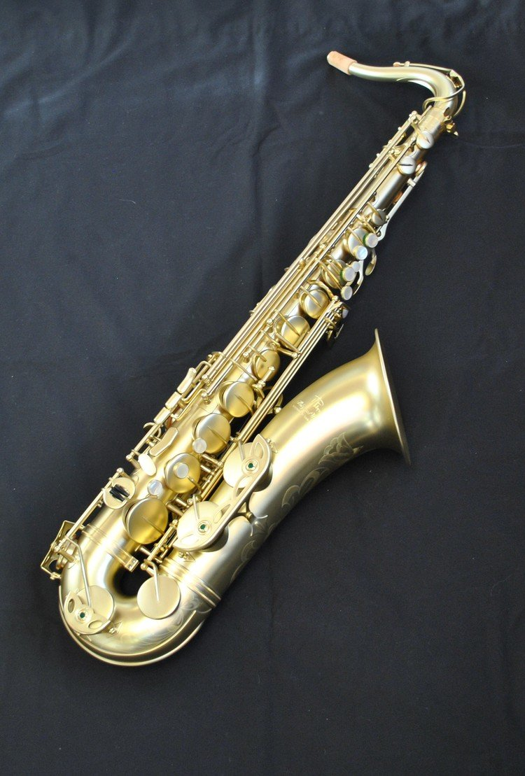 Hollywood Winds RV-T-MP Mike Phillips Signature Model Professional Tenor Saxophone - NEW