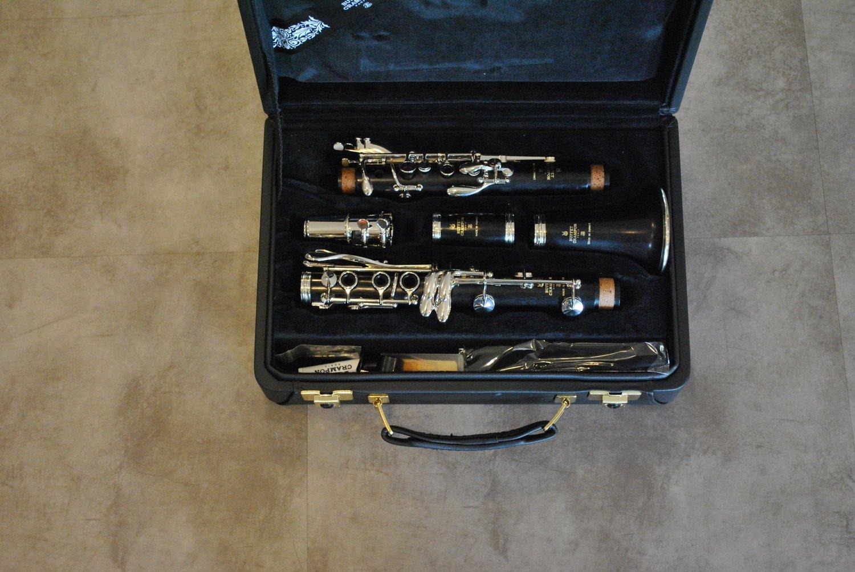 Buffet R13 Bb Clarinet w/ Nickel Keywork Professional Wood - NEW