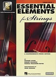 Essential Elements Strings Book 1