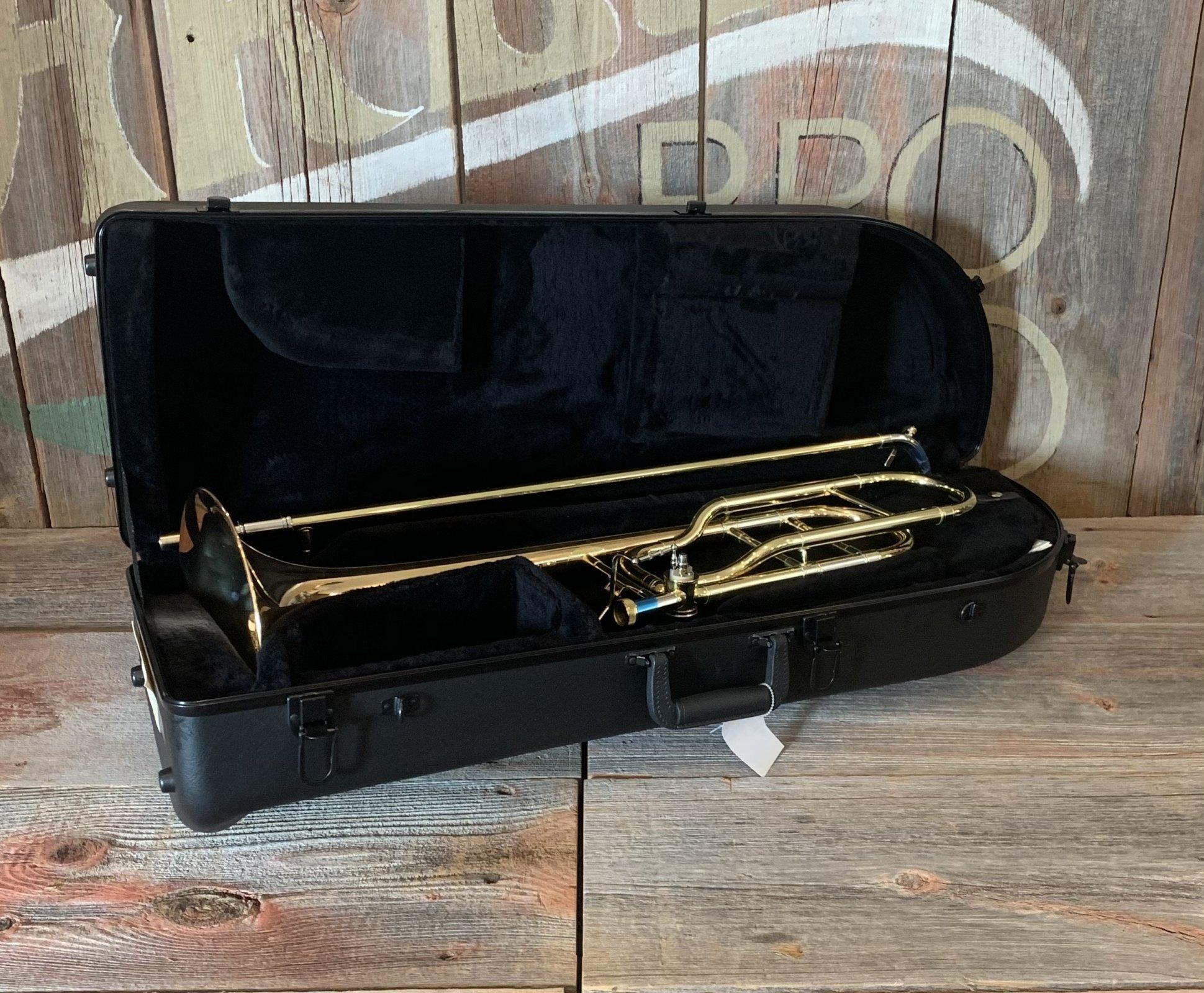 Getzen 725 Eterna II F-Attachment Trombone - NEW