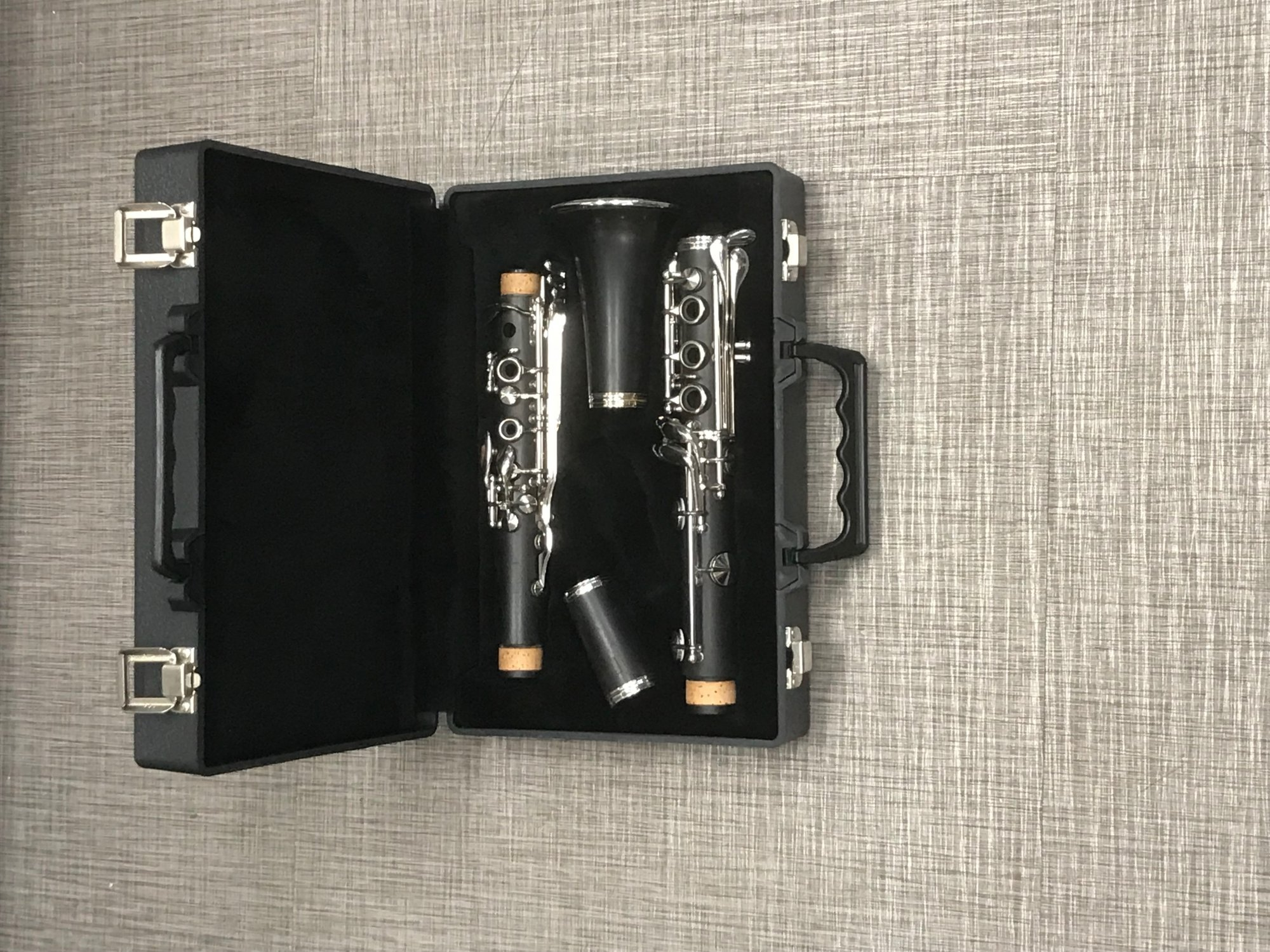 Noblet Paris Bb Clarinet Wood - Used