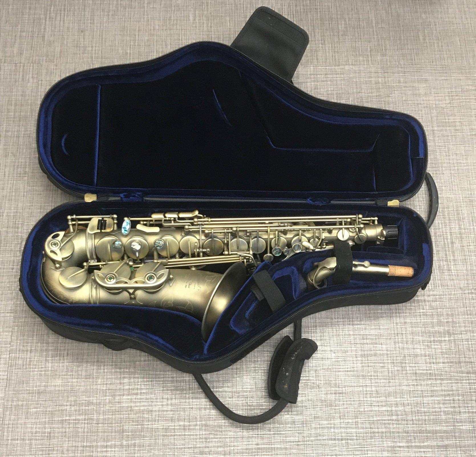 P. Mauriat PMXA-67R Alto Saxophone - Consignment