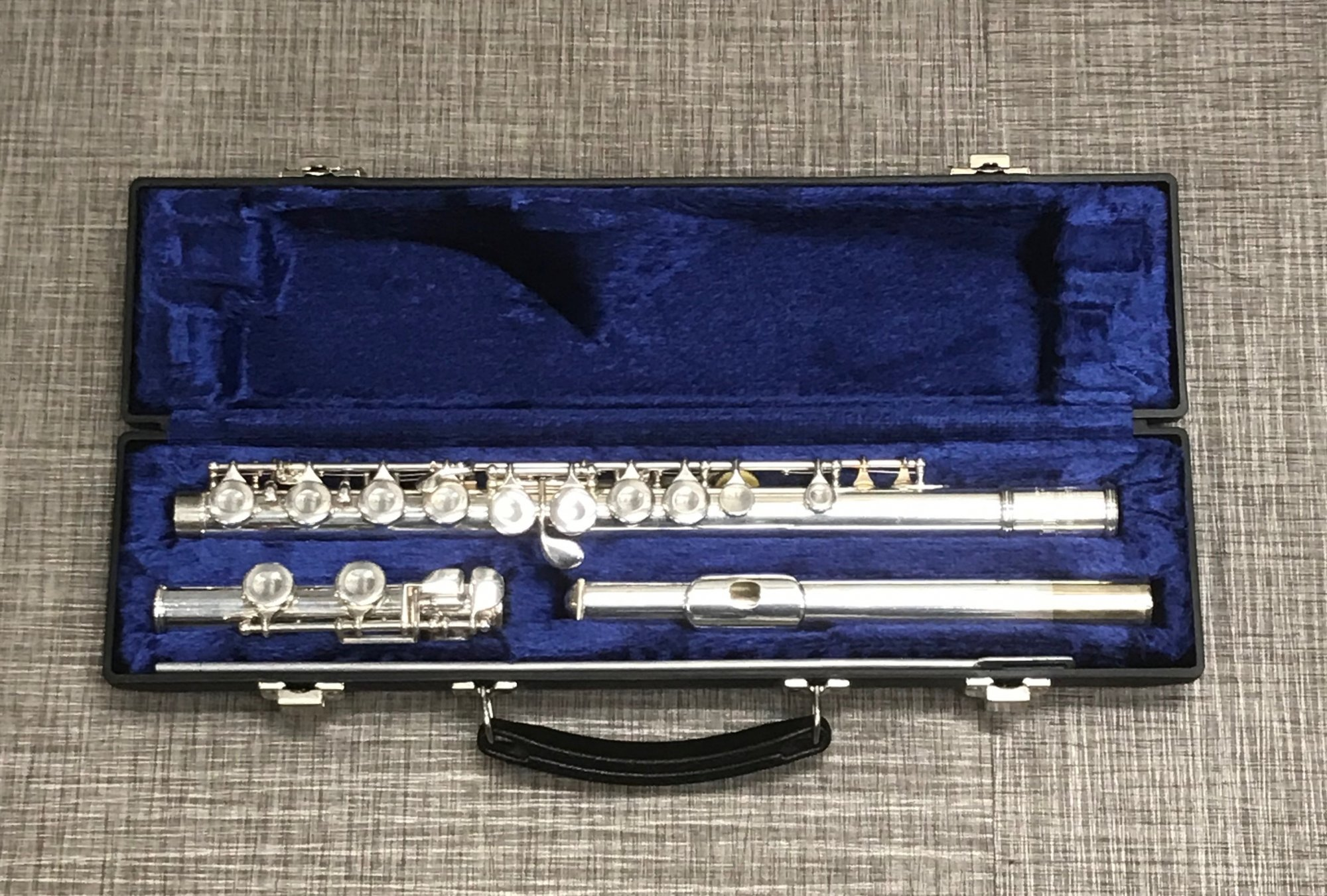 Selmer Bundy II Closed Hole Flute - Used