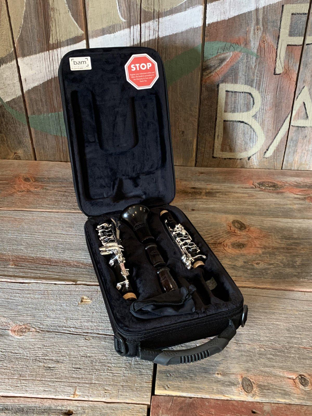 Backun Q Bb Clarinet Professional Wood - NEW