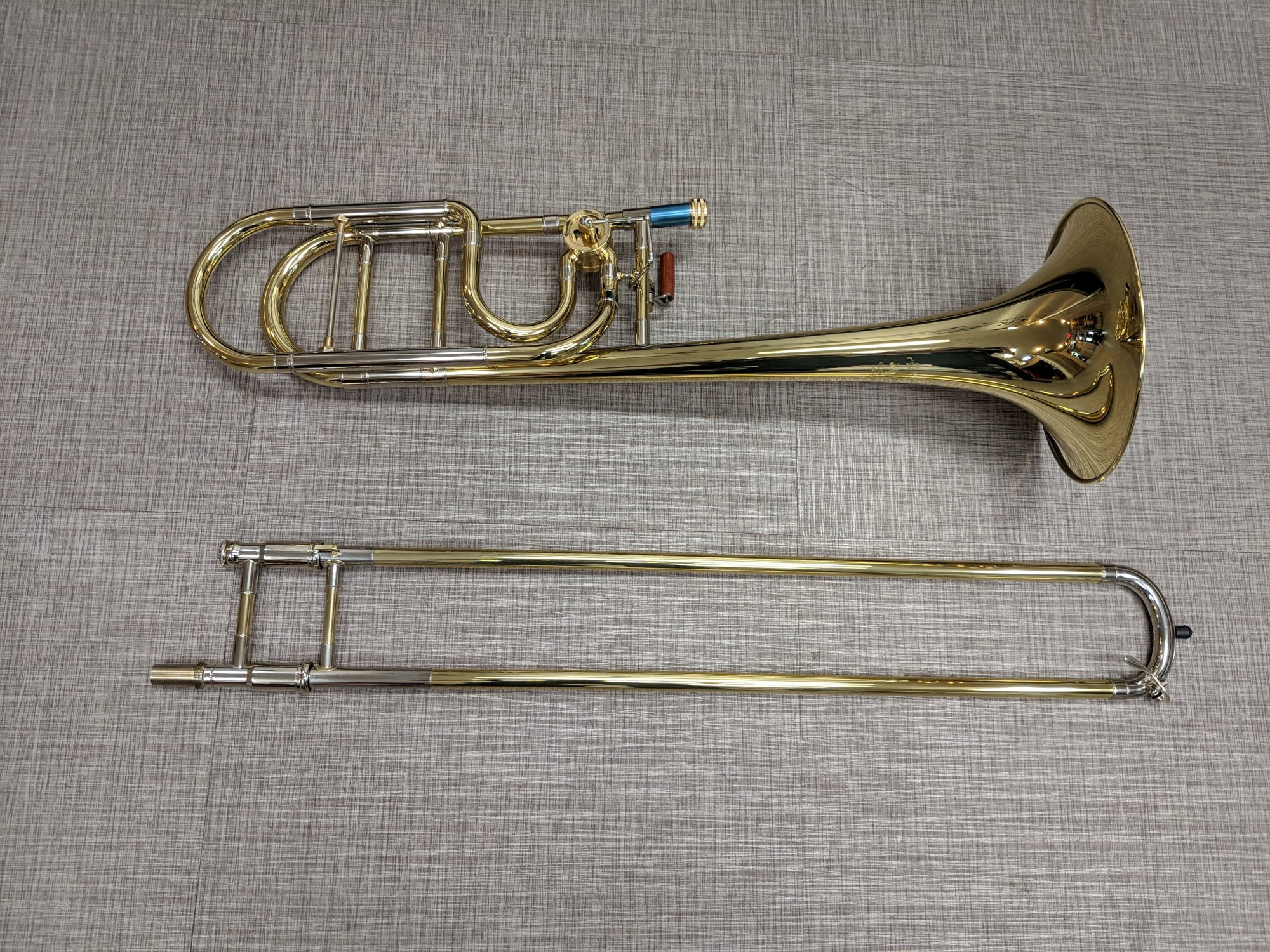 Schilke ST21-Y3 F-Attachment Trombone - NEW - 213