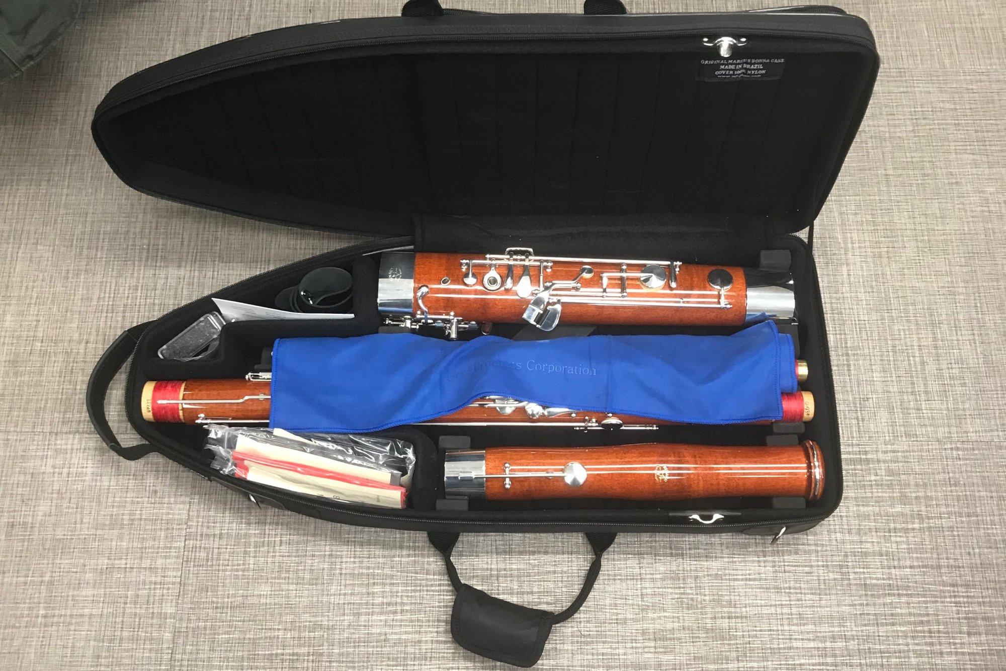 Fox Renard Artist Model 220 Bassoon - NEW