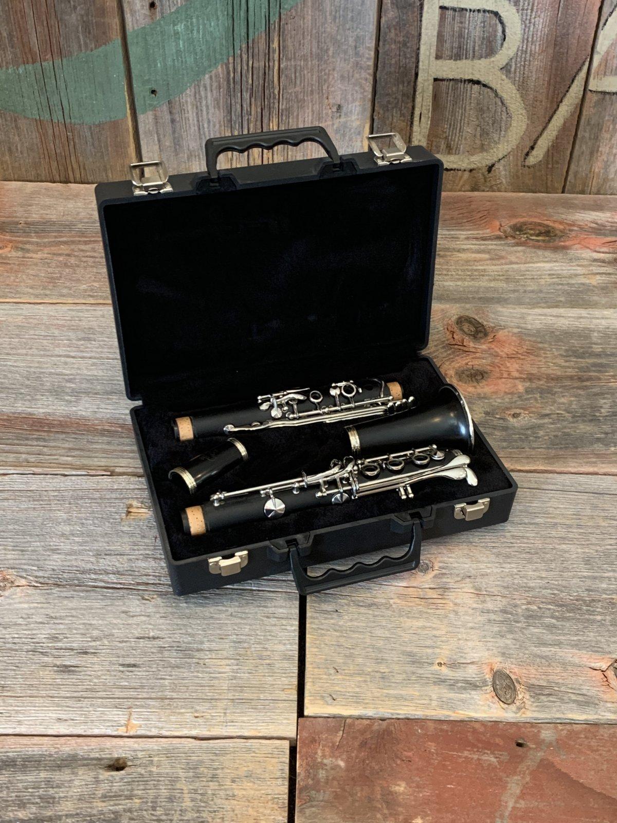 Noblet N Paris Bb Clarinet Wood - USED