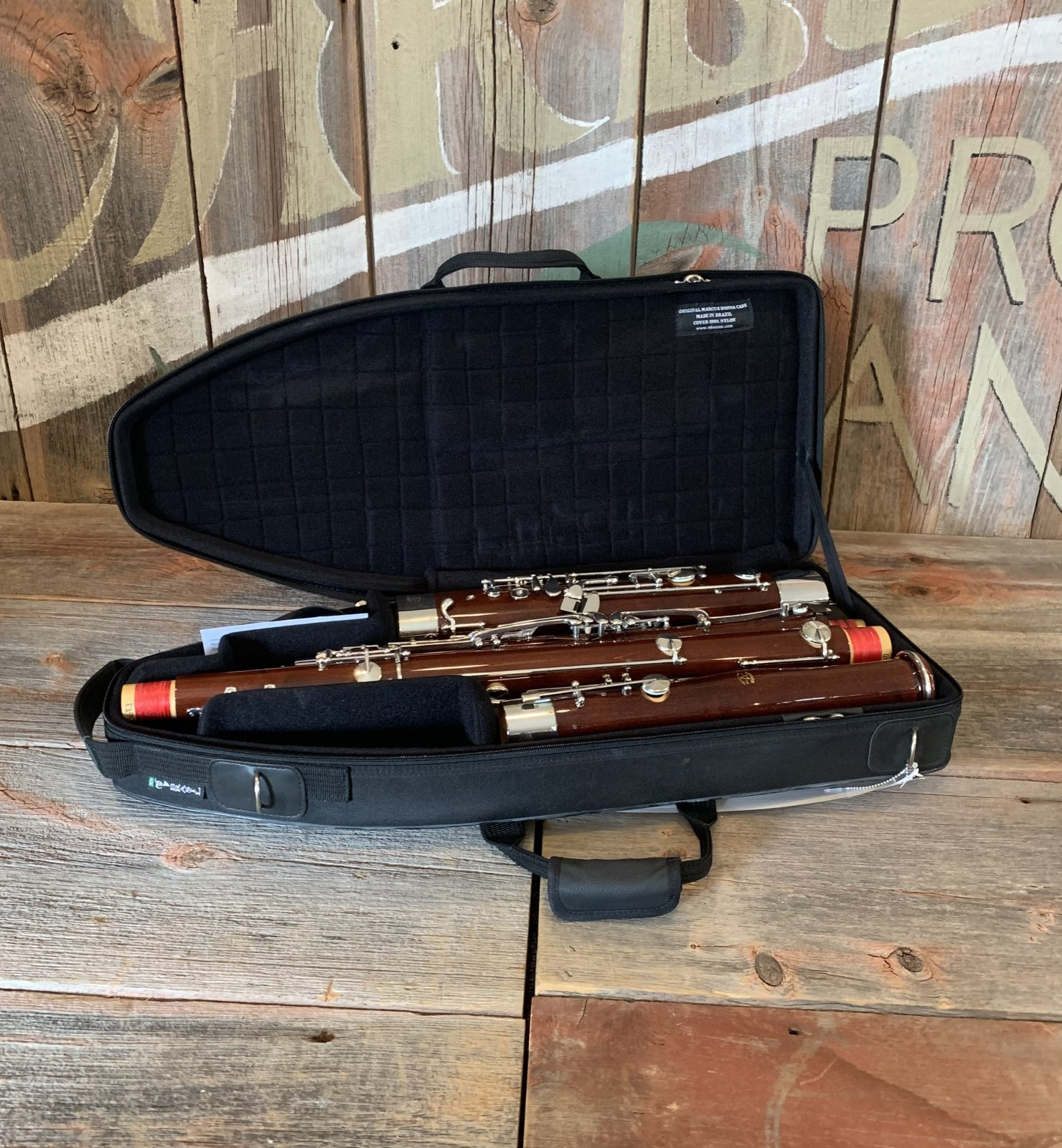 Fox 240 Bassoon Renard Artist Model - NEW