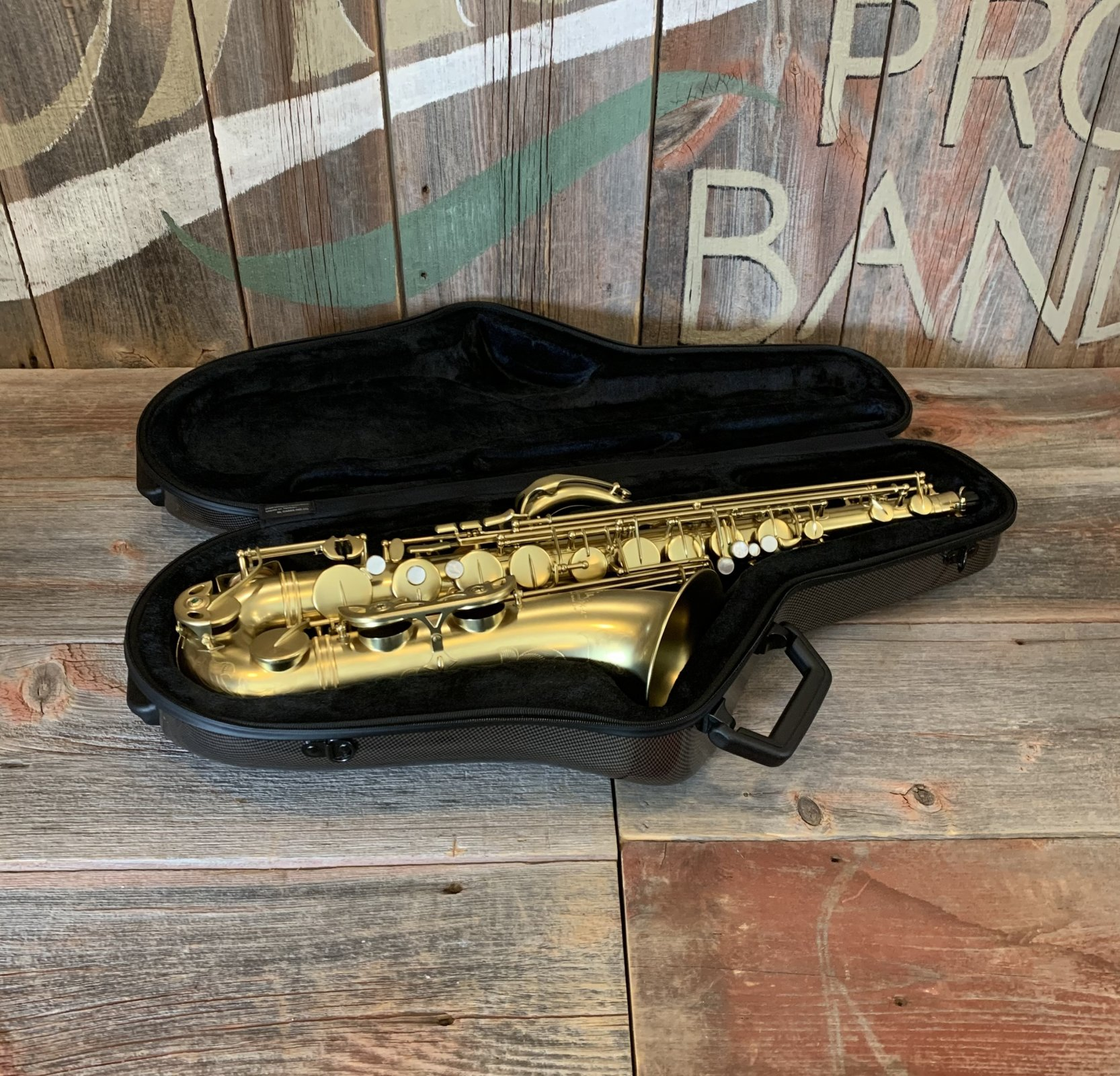 Hollywood Winds RV-T-MP Mike Phillips Signature Model Tenor Saxophone Professional - NEW