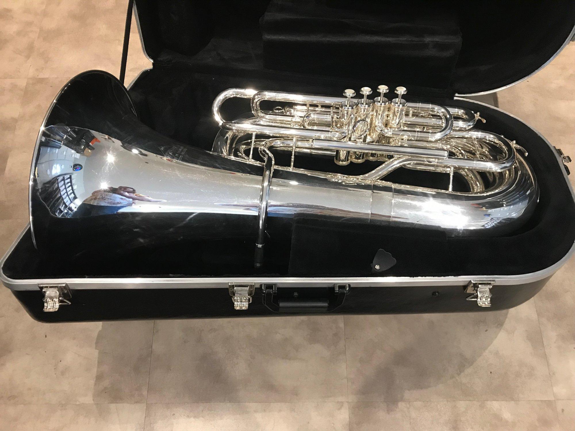 Miraphone 1291 4V 1R Tuba - Consignment