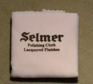 Conn-Selmer Polish Cloth