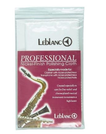 Leblanc Nickel Finish Polish Cloth
