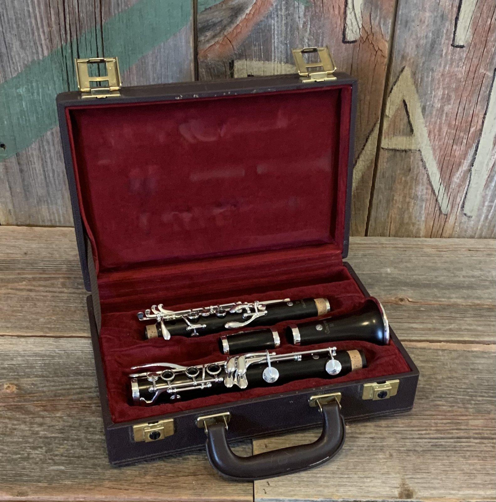 LeBlanc Concerto II Bb Clarinet Wood - Used