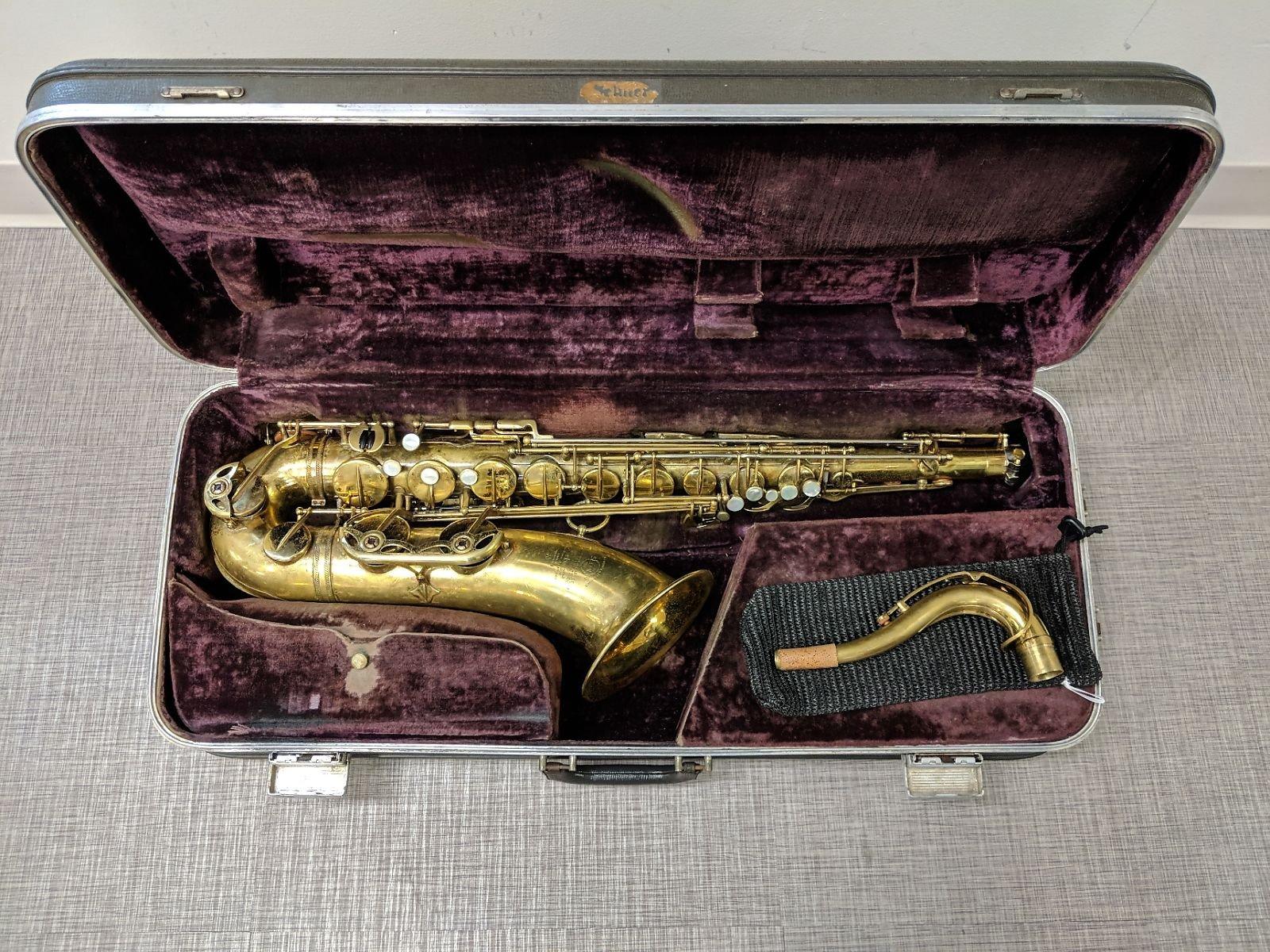 Selmer Mark VI Tenor Saxophone - VINTAGE CONSIGNMENT