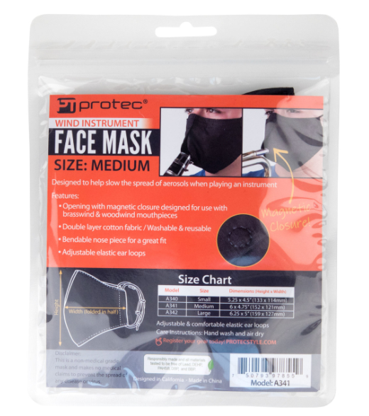 Protec Musicians Mask