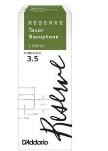 D'Addario Reserve Tenor Saxophone Reeds