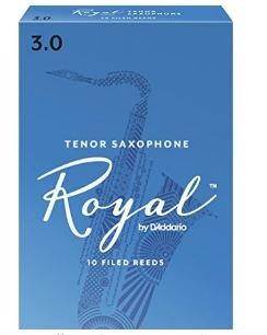 Royal Tenor Saxophone Reeds