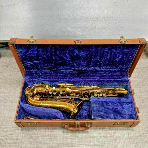 The Martin Committee Alto Saxophone Vintage 1956