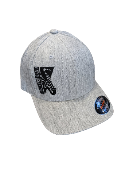 CPB Grey Fitted Hat
