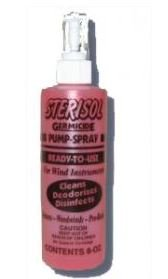 Sterisol Germicide Pump Spray