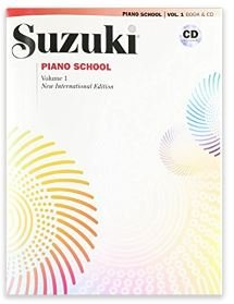 Suzuki Piano School Volume 1