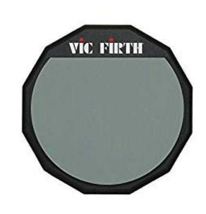 Vic Firth 6 Single Sided Practice Pad PAD6