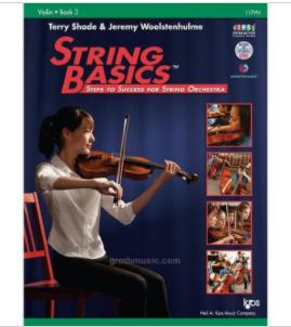 String Basics Book 3