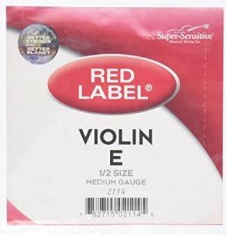 Red Label Violin E String