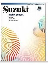Suzuki Strings Volume 1 w/ CD