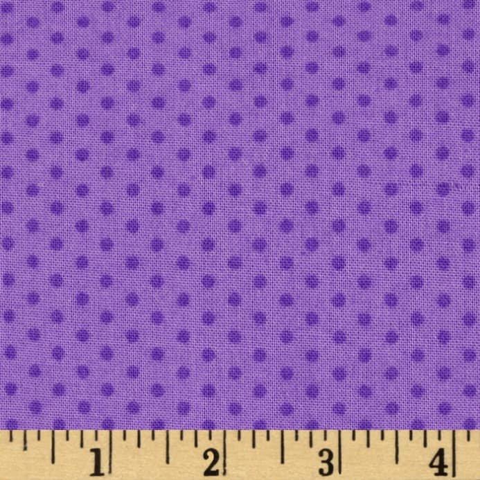 Robert Kaufman pindot violet