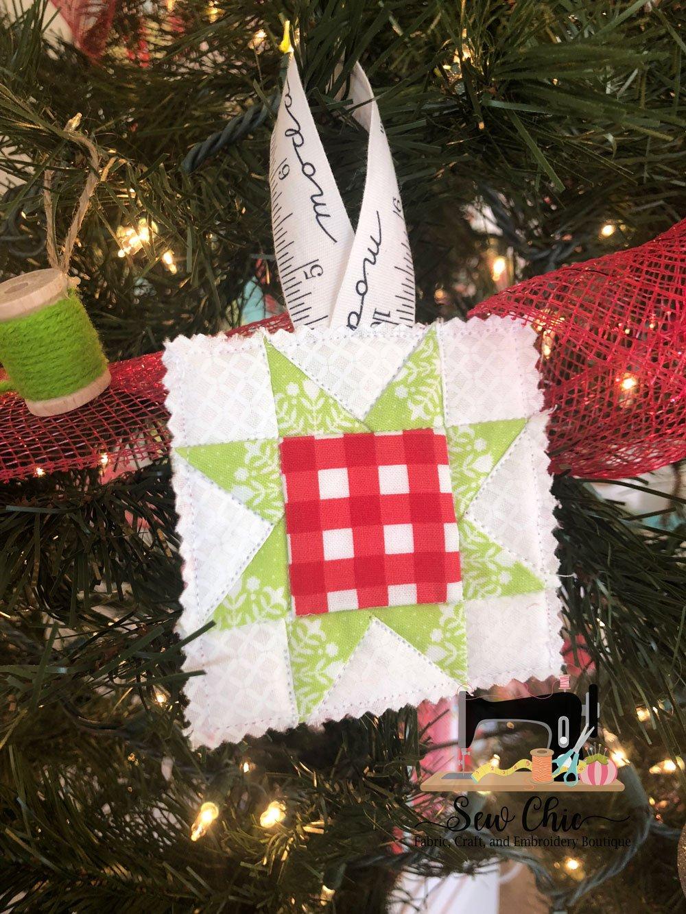 Christmas Ornaments Make And Take