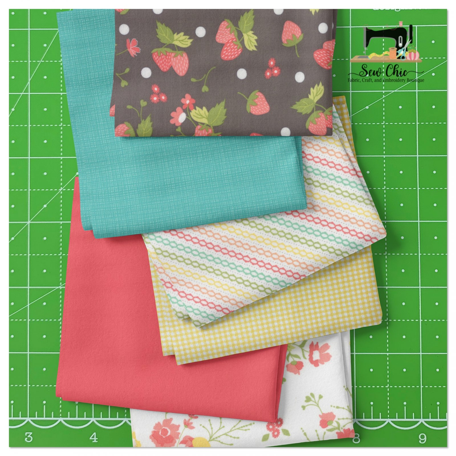 Fat Quarter Friday 8/21