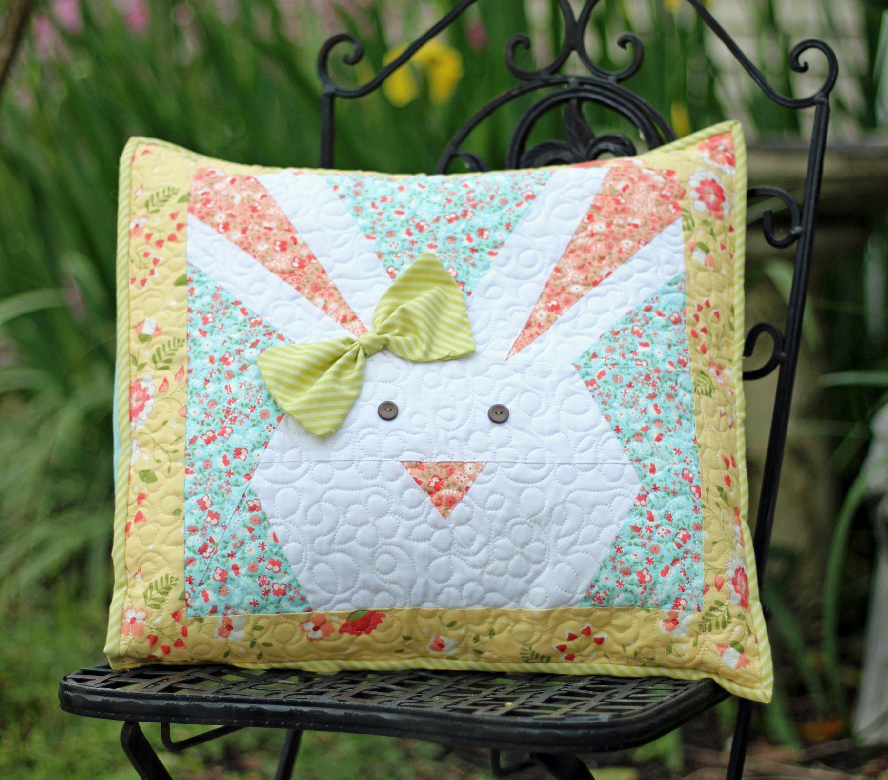 Sew Chic Rabbit Pillow Kit