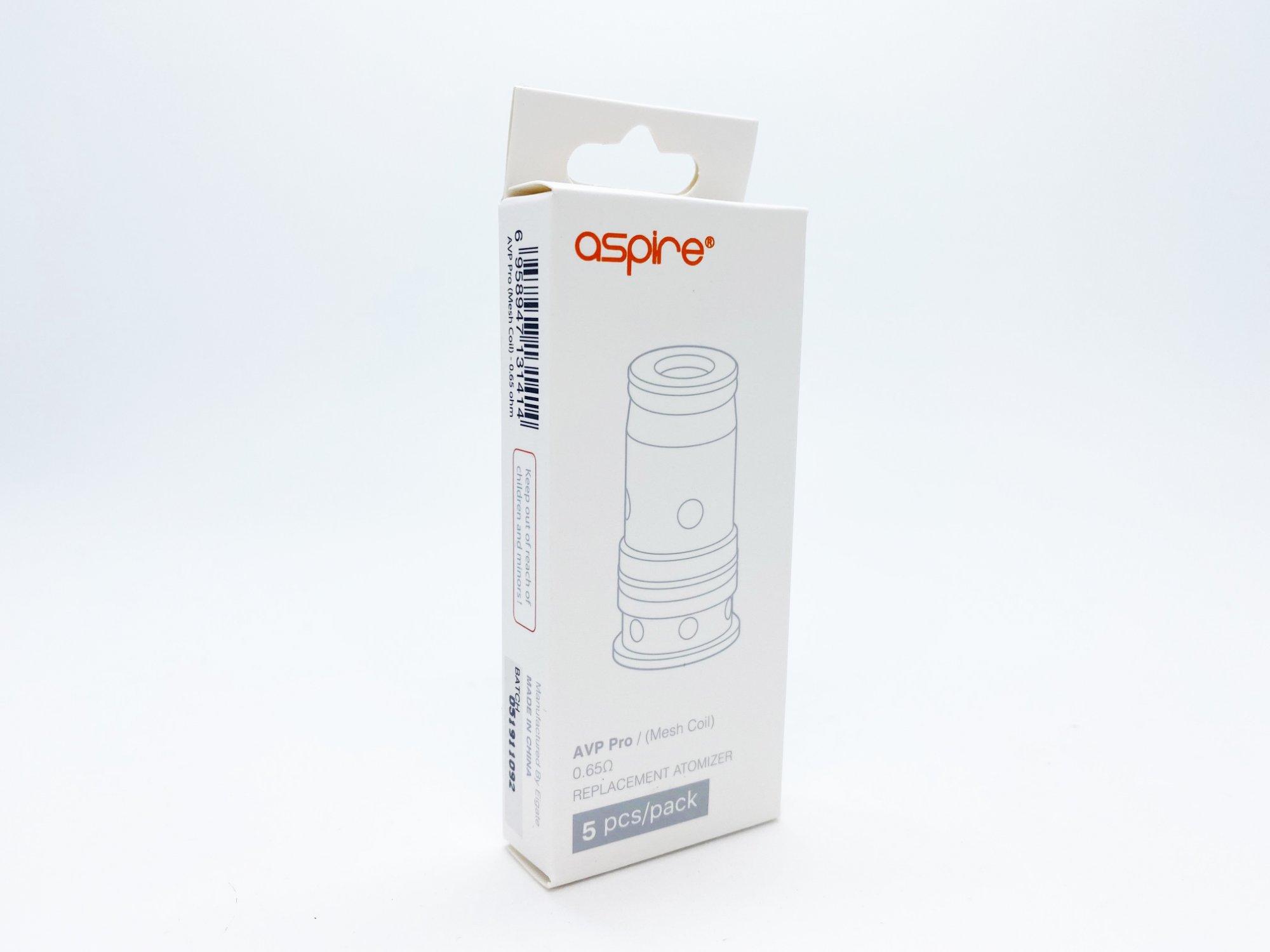 Aspire AVP Pro Coil