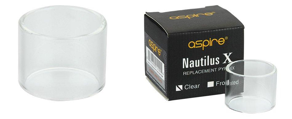 Nautilus X Glass