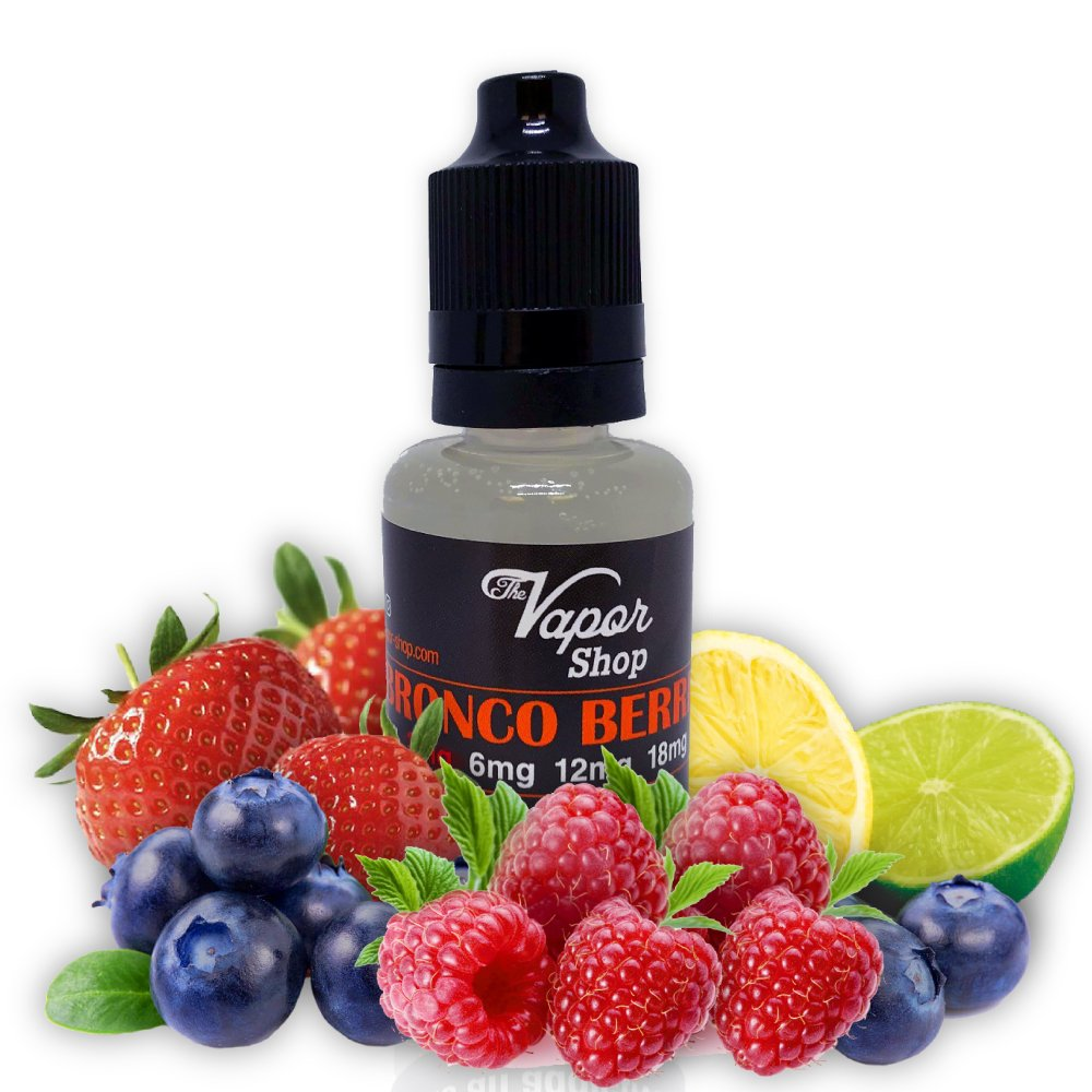 Bronco Berries eJuice