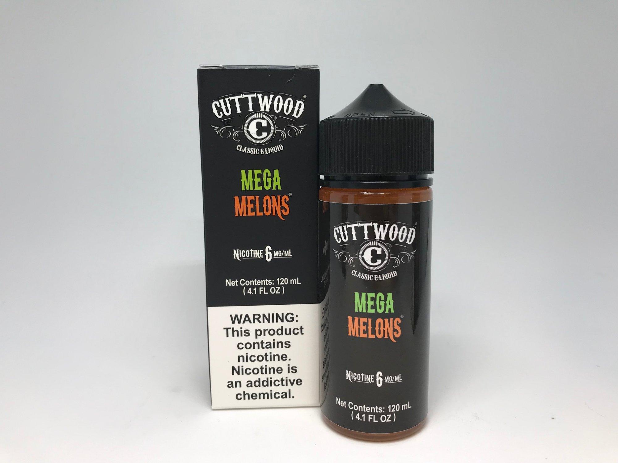 Cuttwood Mega Melons eJuice
