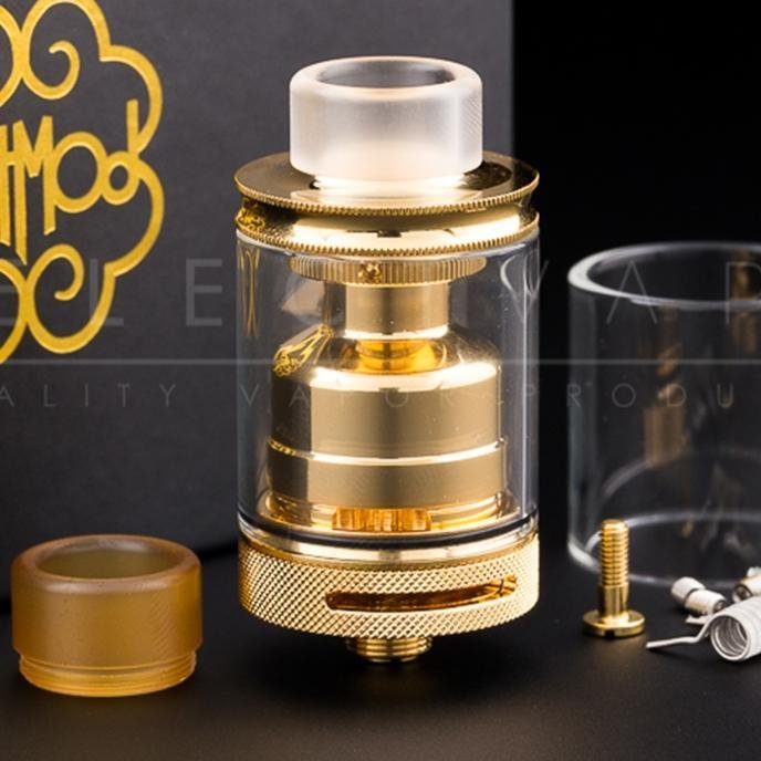 DotMod 24mm RTA Glass