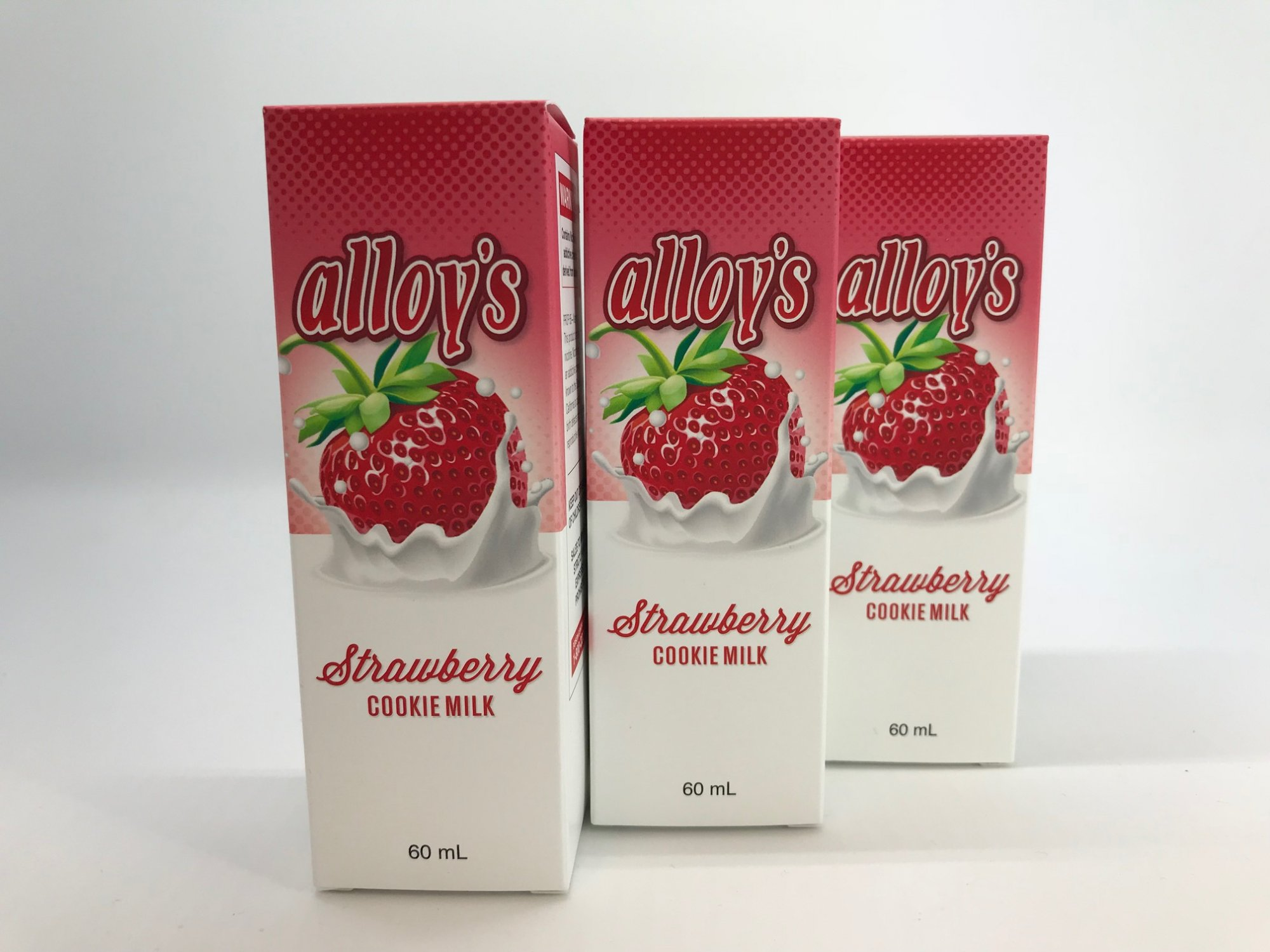 Dunkd Strawberry eJuice
