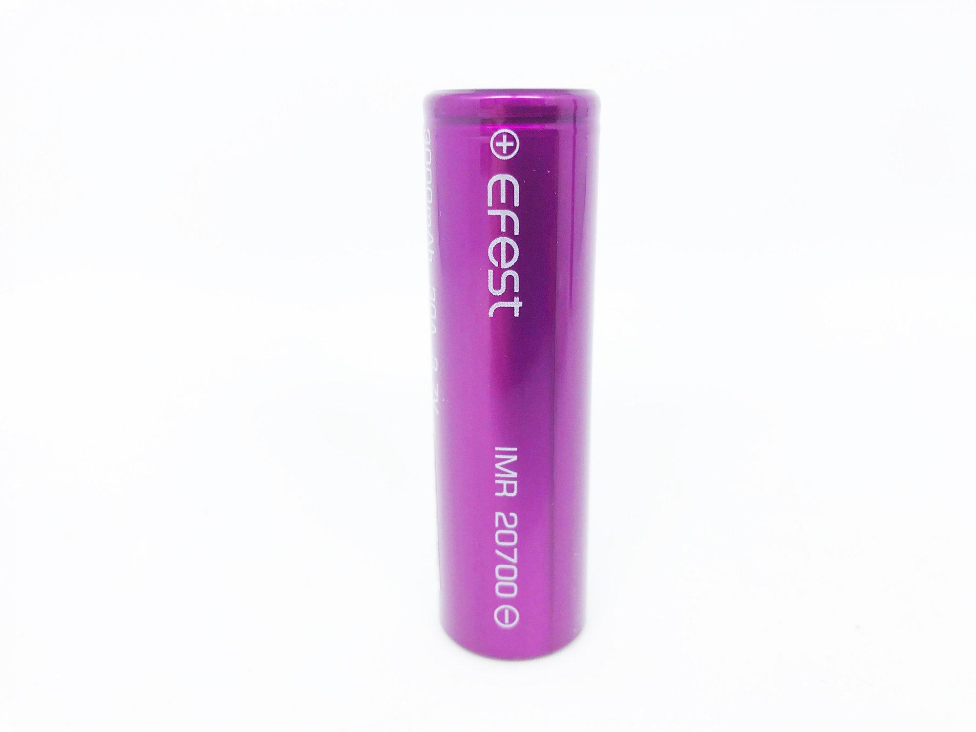 Efest 20700 30A Battery