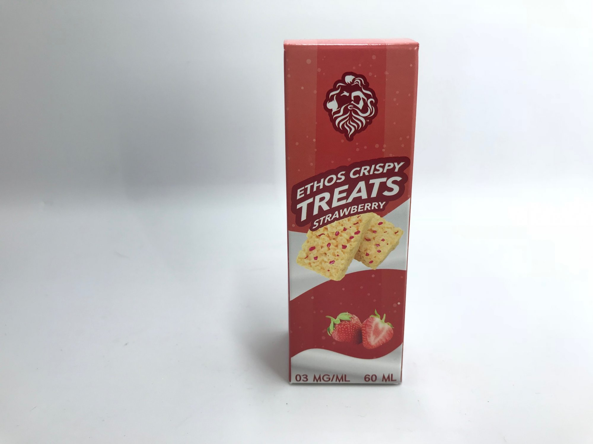 Ethos Strawberry Crispy Treats eJuice
