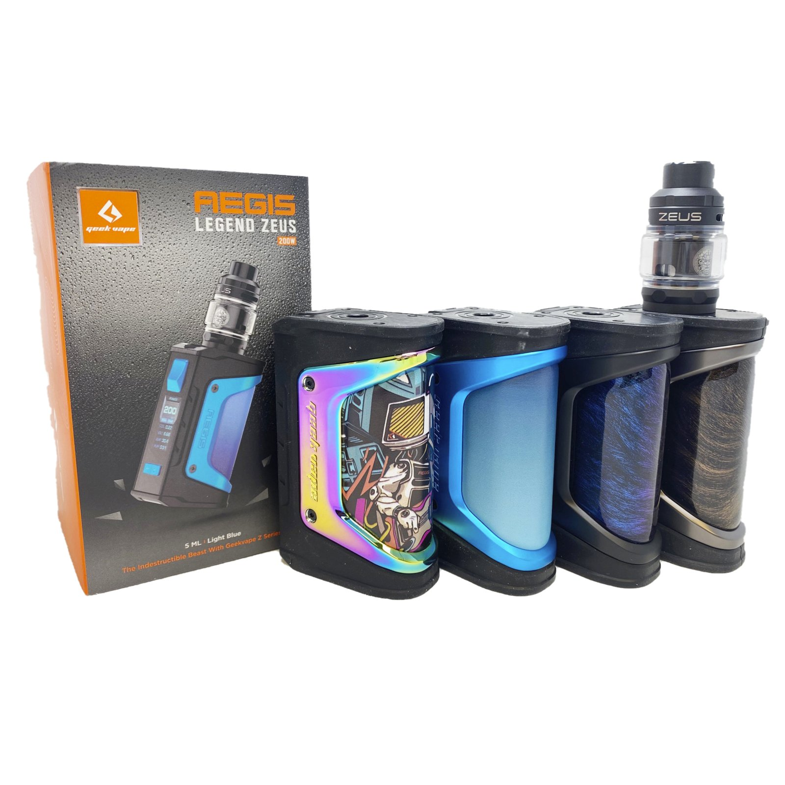 GeekVape Aegis Legend Zeus Kit